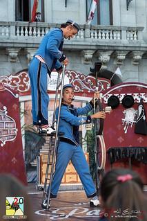 Tiritirantes Circo