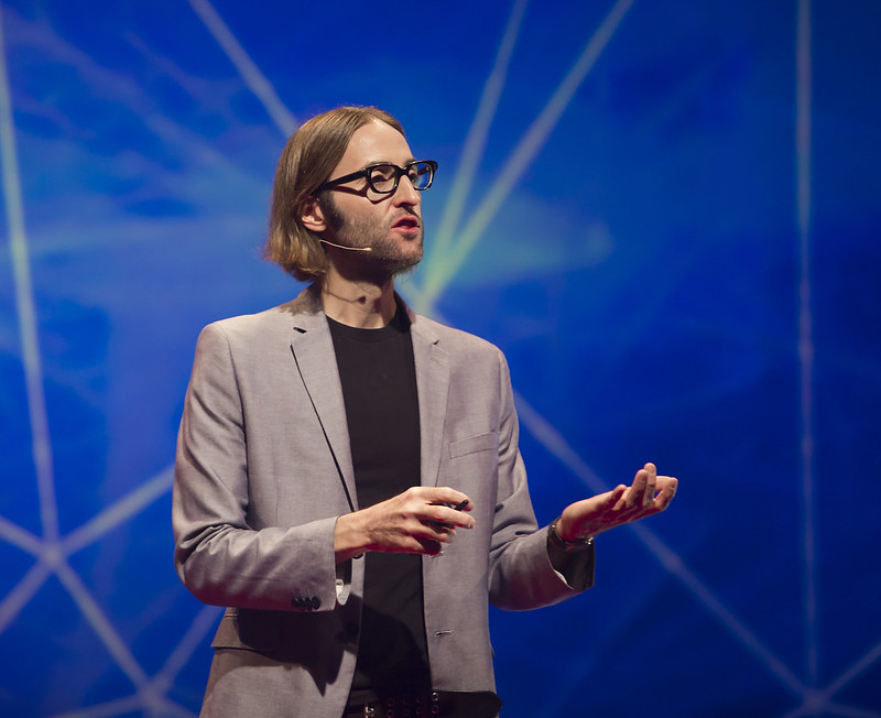 TEDxArendal 2016: Dr. James Beacham