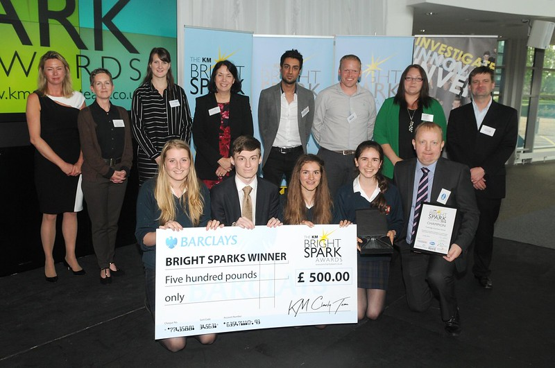 KM Bright Spark Awards 2016