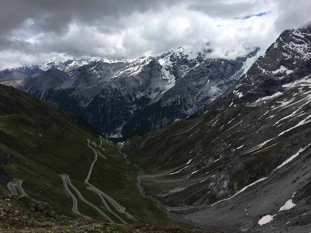 Stilfser Joch, Passo dello Stelvio, Stelvio Pass