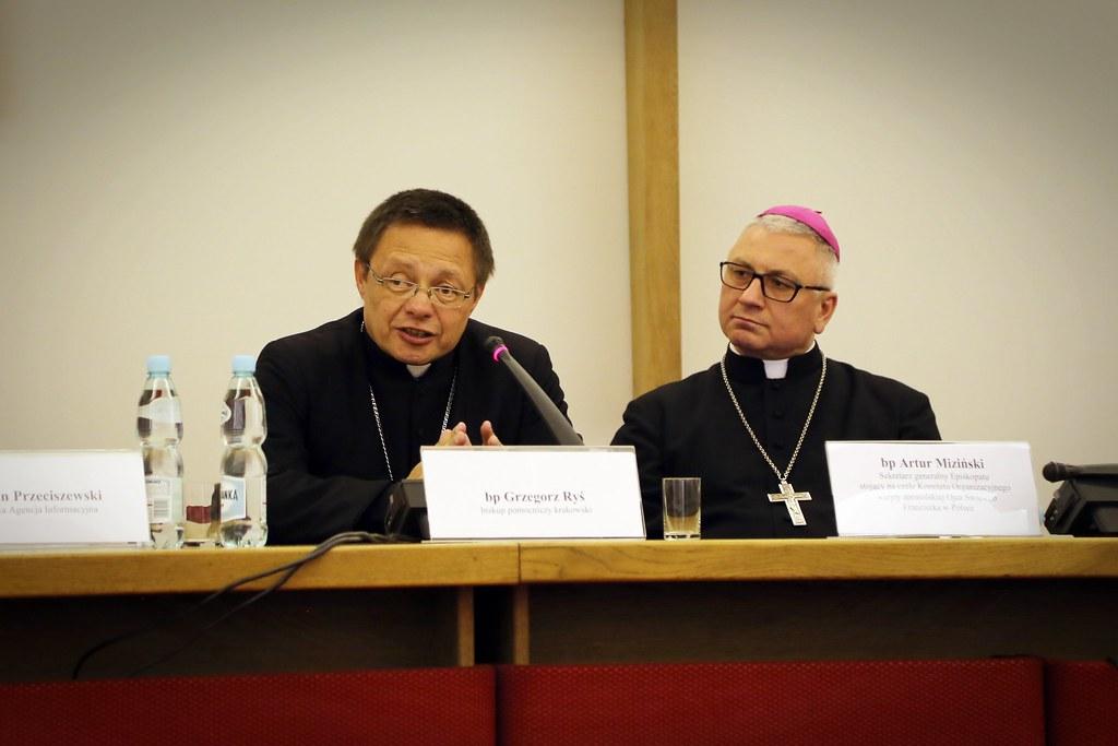 Czy Kościół potrzebuje nawrócenia? - konferencja prasowa w SKEP - 10 VI 2016