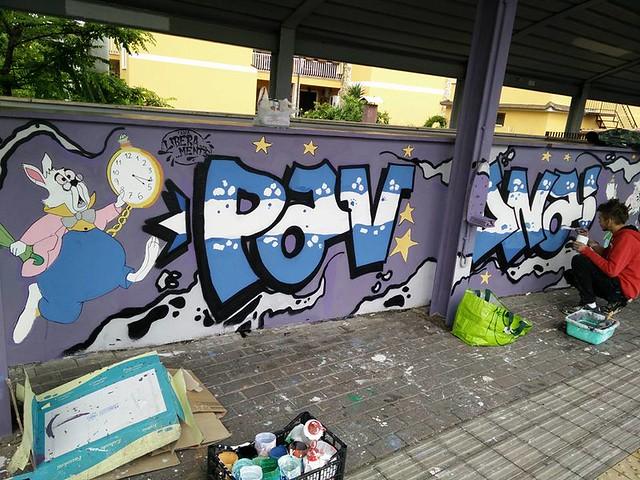 Stazione di Pavona salvata dalla bellezza