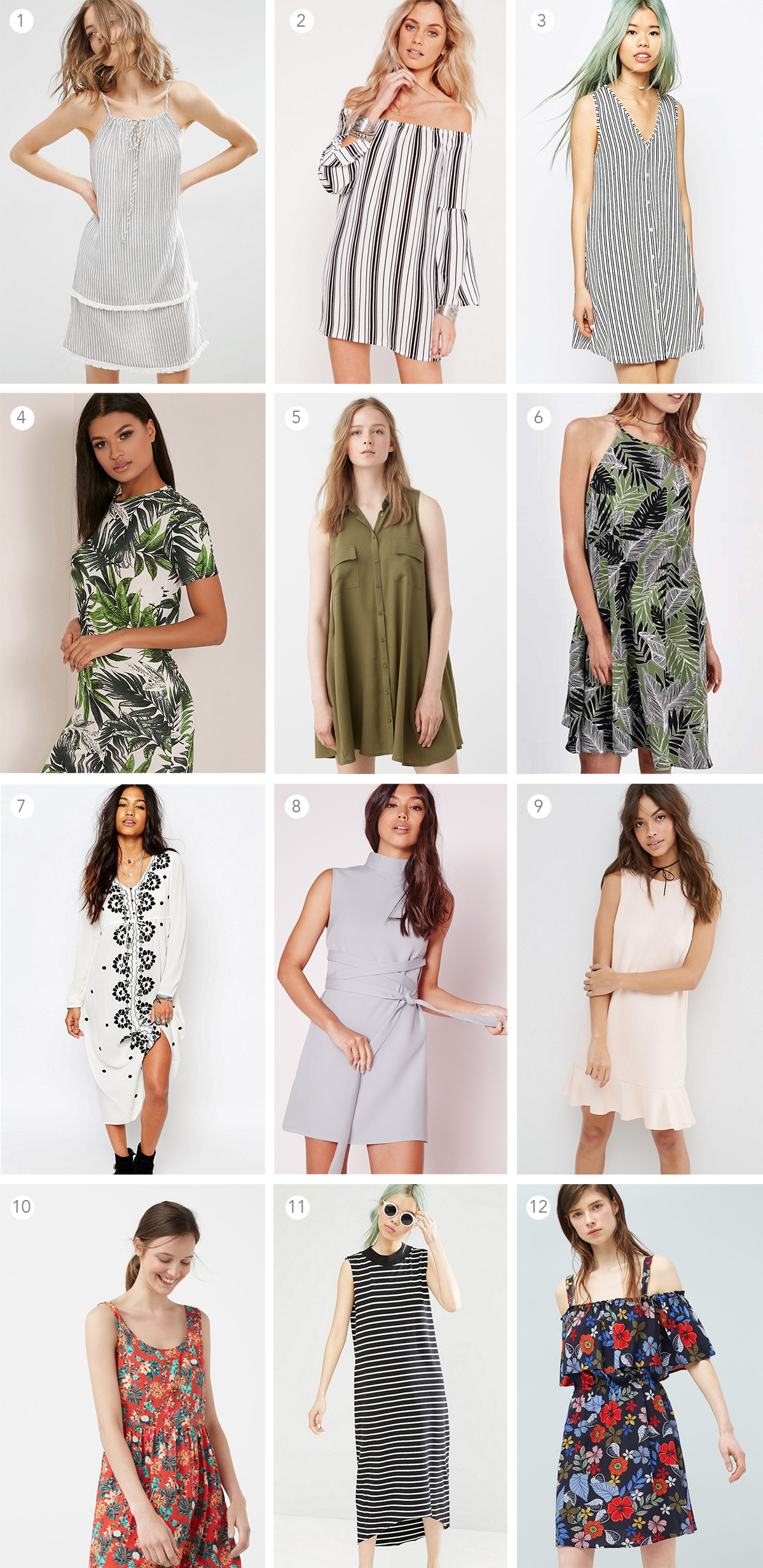12-summer-dresses-under-25-pounds