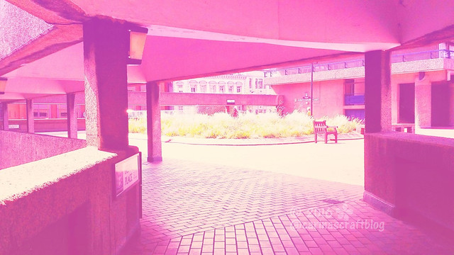 Barbican - A color story edits