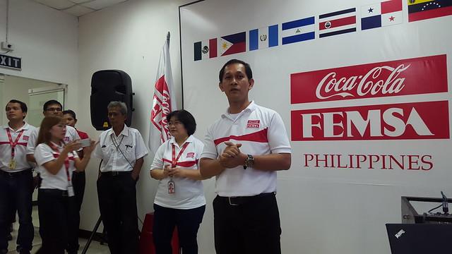 DavaoLife.com: Coca-Cola FEMSA Davao 2 Plant in Darong, Sta. Cruz, Davao del Sur behind the San Miguel Brewery Plant