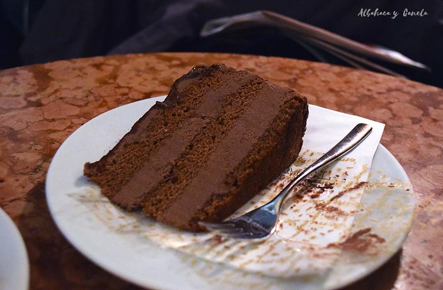 Viena - Tarta de chocolate