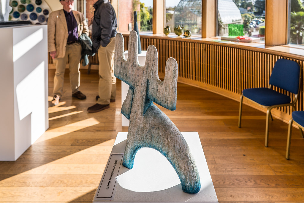 RETURN OF OBA BY BARRA CASSIDY [SCULPTURE IN CONTEXT 2016]-121568