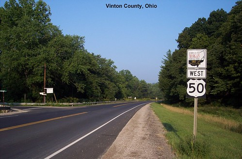 Vinton County OH