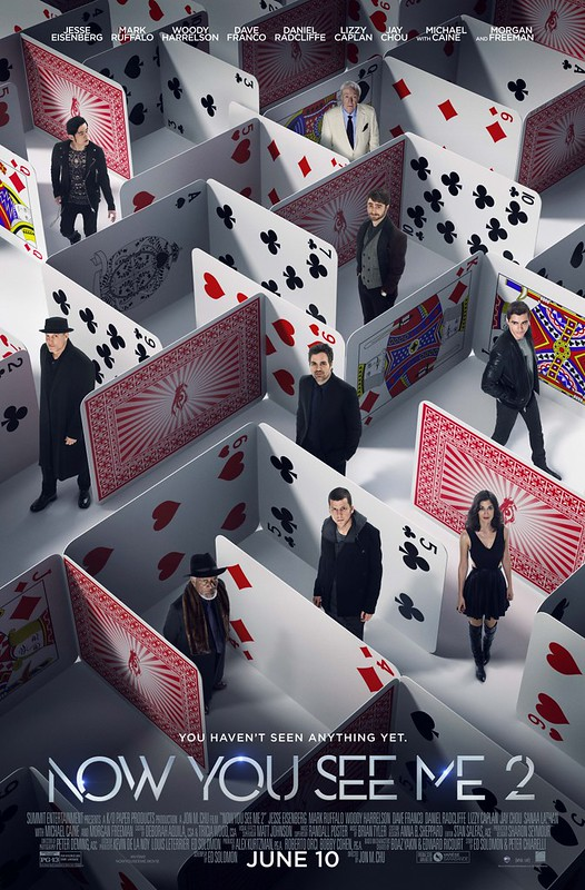 Now You See Me 2 - Poster 15