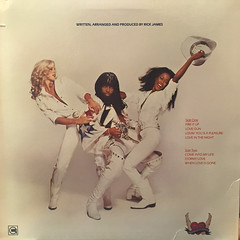 RICK JAMES:FIRE IT UP(JACKET B)