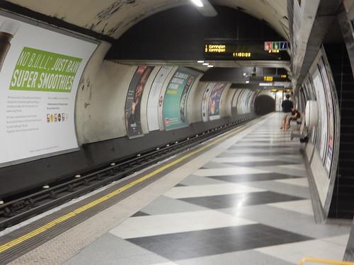 Northern Line, Waterloo Underground Station, London (1)