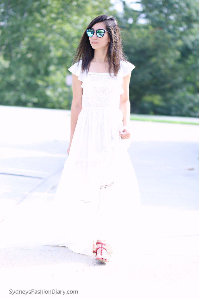 WhiteSummerMaxiDress_SydneysFashionDiary