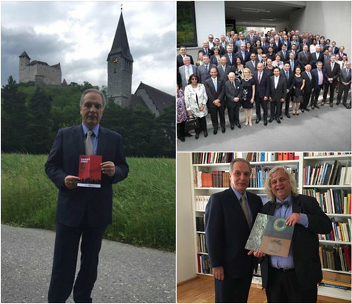 Visita de trabajo a Liechtenstein
