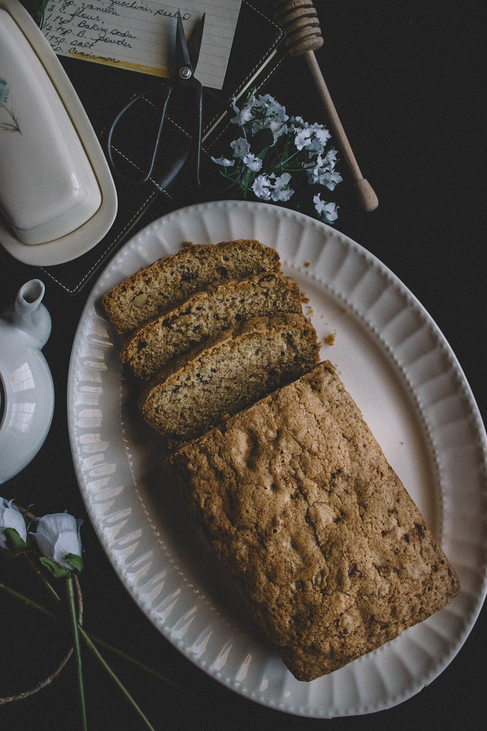 Grandma Cooley's Zucchini Bread