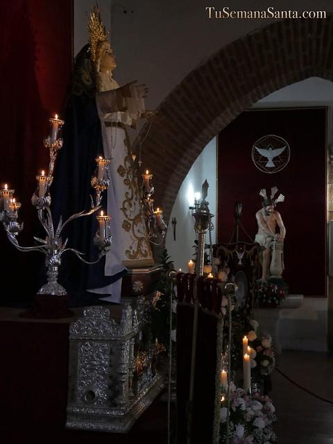 Quinario a María Corredentora