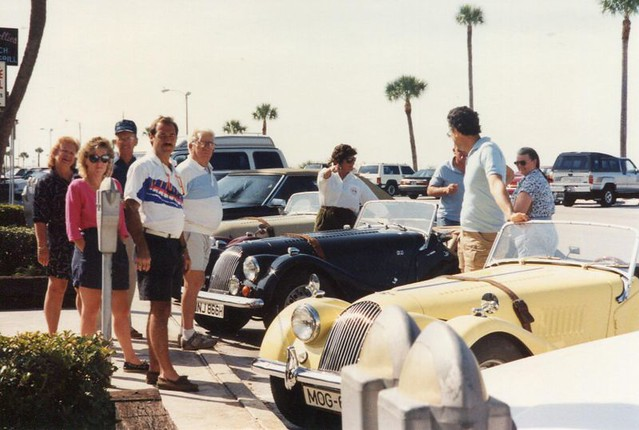 All British Field Meet, Tampa, 1991.