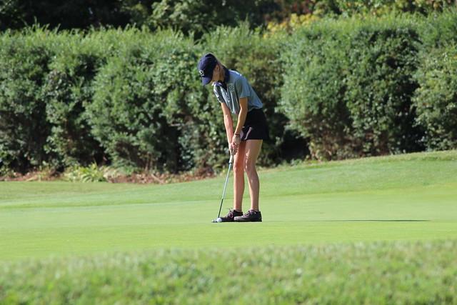 Nathan Trees Girls Golf 2016