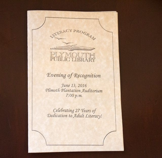 Evening of Recognition 2016