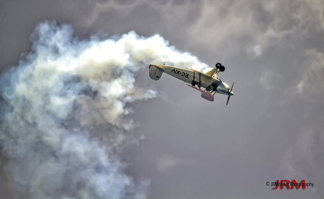 Exhibición aeronáutica