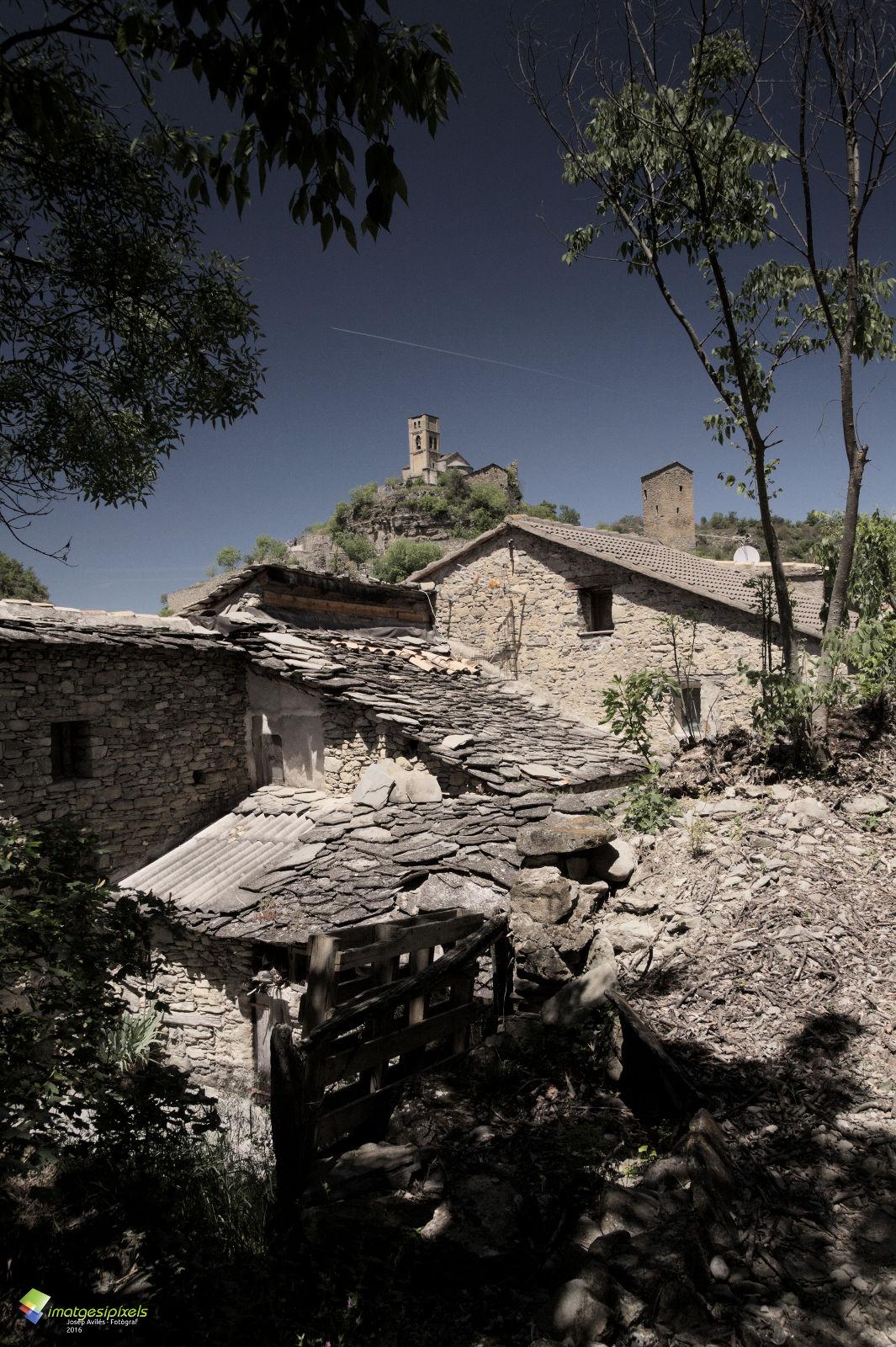 Poble Medieval de Montañana