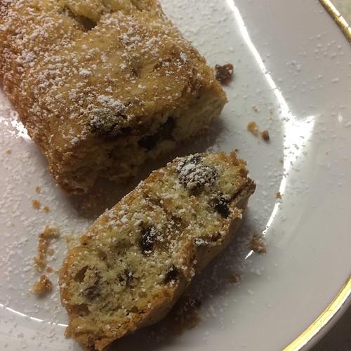 #Bischofsbrot #Weihnachtsbäckerei #ohneRosinen Rezept demnächst auf www.giftigeblonde.wordpress.com #Food #instafood
