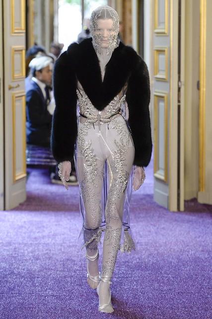 Francesco Scognamiglio - Fall 2016 Couture
