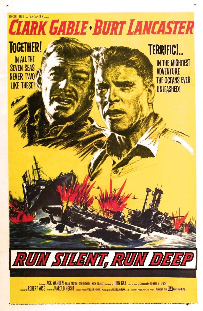 Run Silent Run Deep (1958)