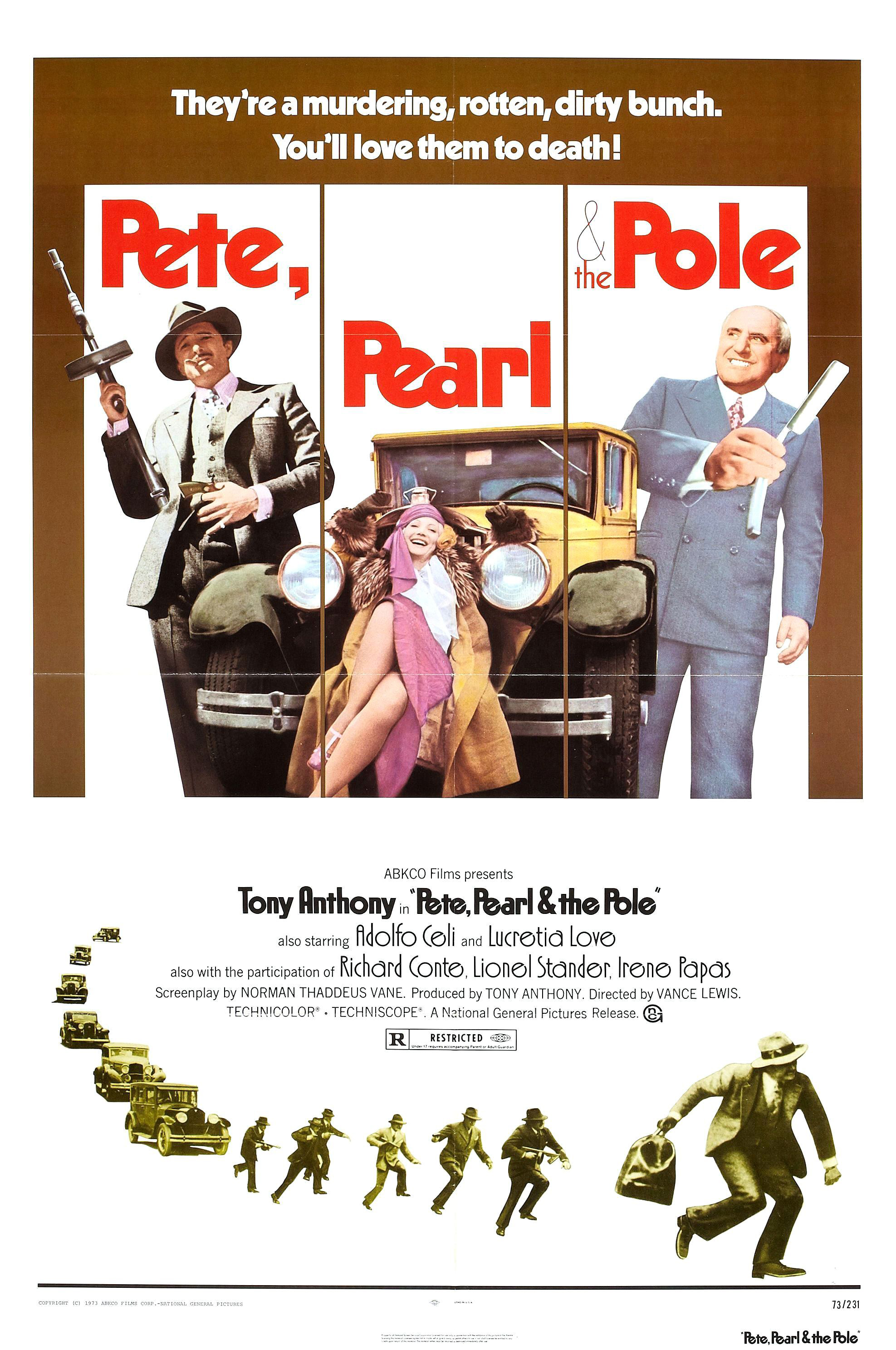 Pete, Pearl and the Pole (1974)
