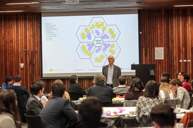 Seminario Taller de Gestión de la Innovación Transforme