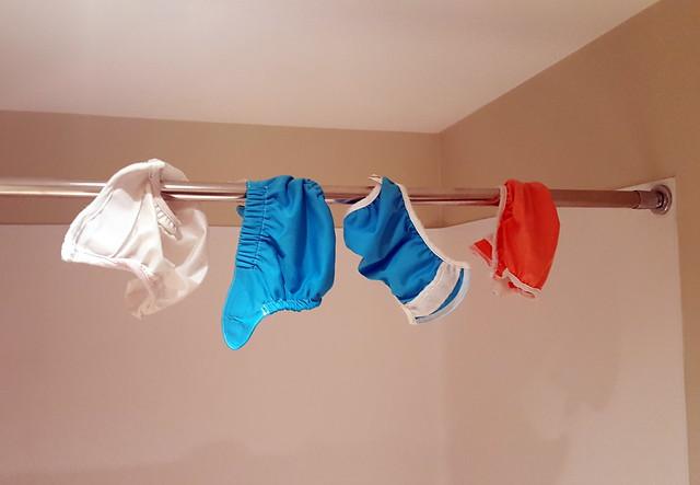Diaper Shells