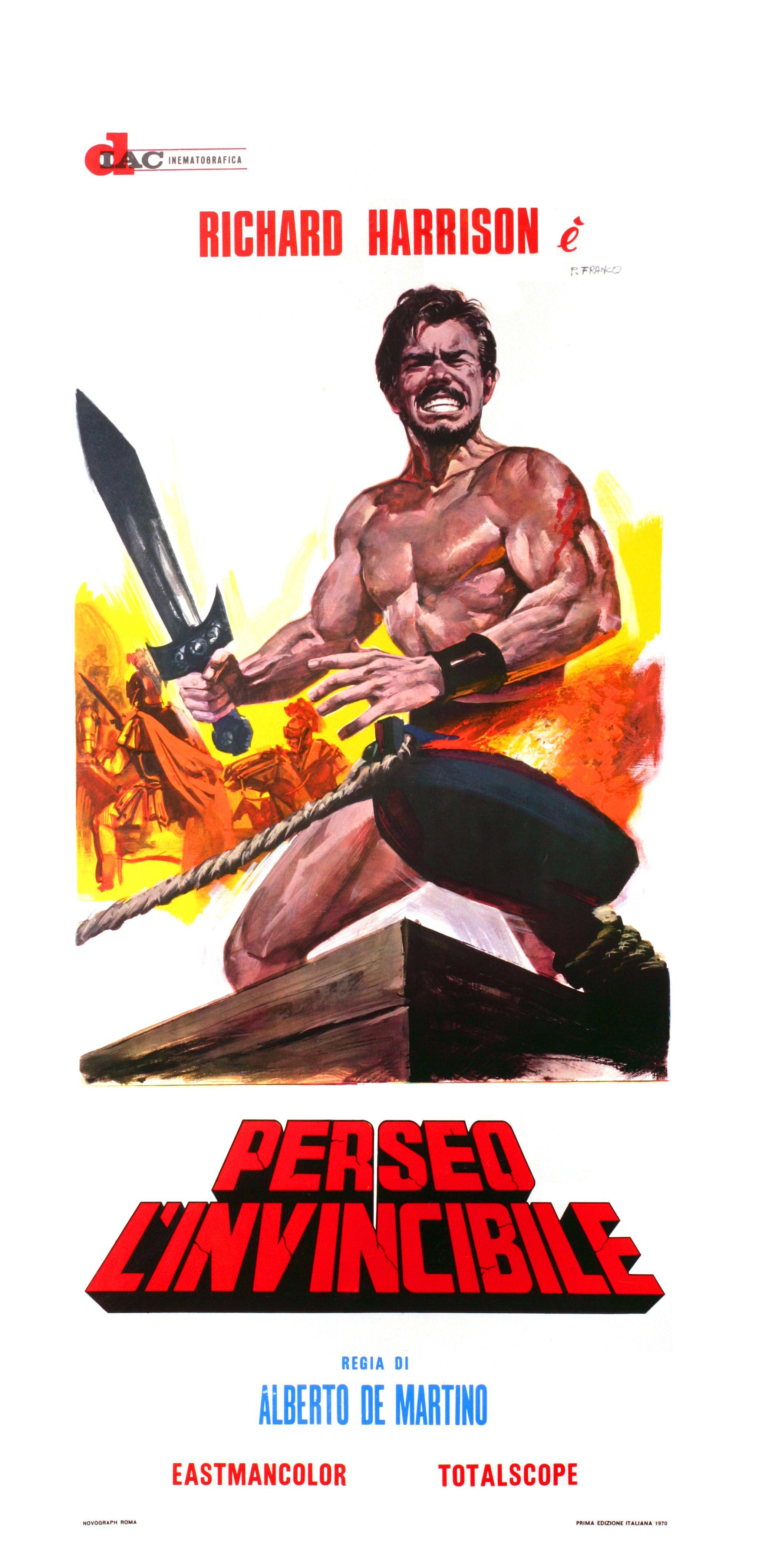 Perseus the Invincible (1963)