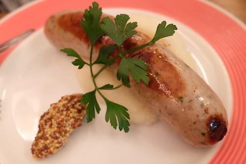 charcuterie sausage ハーブとレモンピールのブータンブラン Le Coq Roti - ルコックロティ