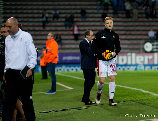 R Charleroi SC - KV Mechelen (16/09/16)