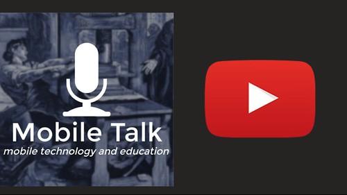 mobile talk video logo