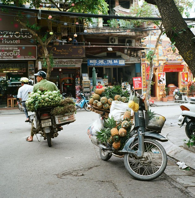 {Hanoi - venders 3}