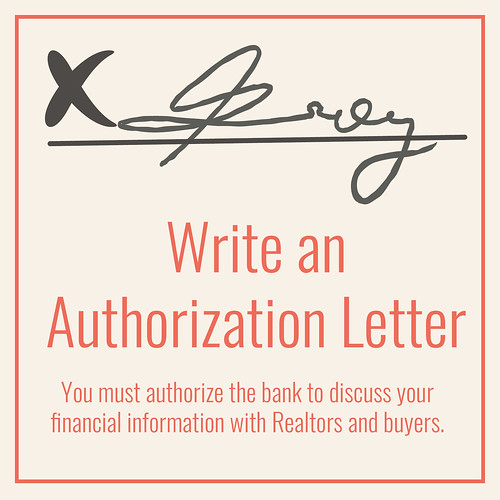 Write an Authorization Letter