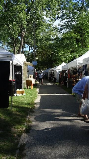 Cabbagetown Craft Fair