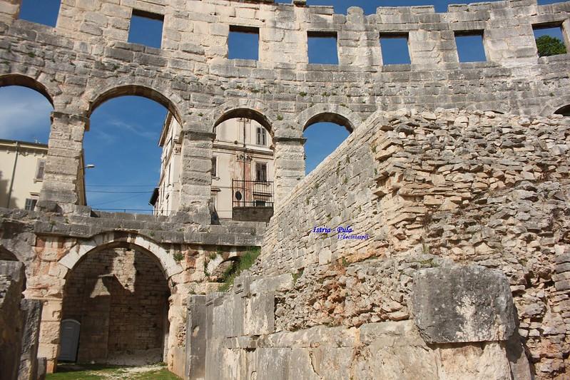 Istria-Pula-Arena-Croatia-普拉競技場-17度C隨拍- (40)