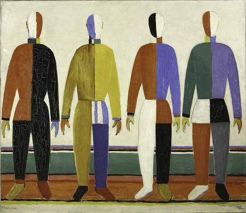 Kazimir Malevich / Retrospectiva // Fundación Proa