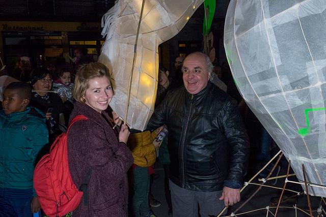 Et la lanterne fut !