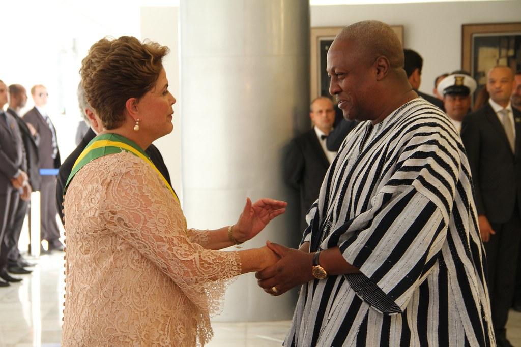 Inauguration of Brazilian President Dilma Rousseff
