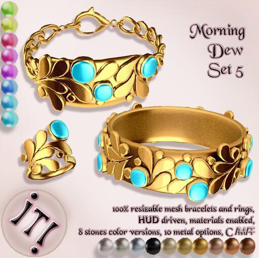 !IT! - Morning Dew Set 5 Image
