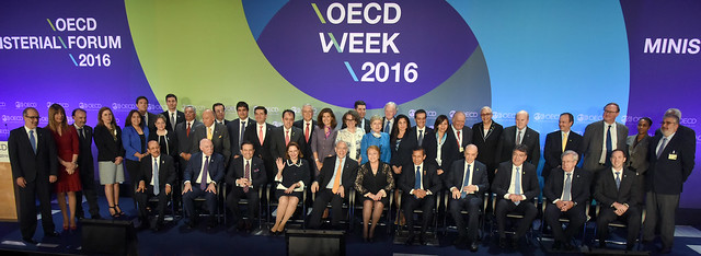 OECD MCM 2016: Ceremony For the Launch of the OECD Latin America and the Caribbean Regional Programme