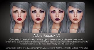 Adore Fatpack V2