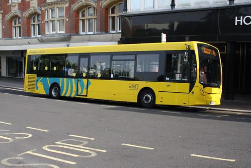 Yellow Buses 29 YX65RGY