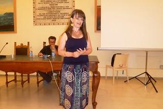 Noicattaro. Presentazione libro Sandra Lucente front