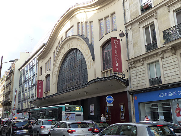 le casino de paris