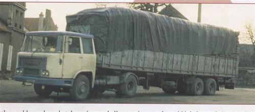 CAMIÓ BERNARD tractora