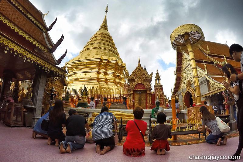 9 Wat Doi Suthep