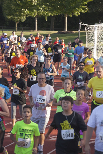 Record Crowds Enjoy Food, Fitness and Music at 2016 COD Food Truck Rally/Sunset 5K